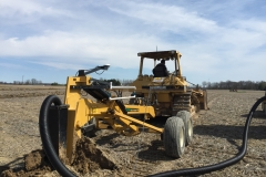 CAT D6 with Gold Digger and TMX 2050