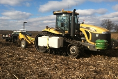MT 865 with Gold Digger and FmX and AutoPilot